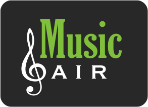 Logo Music Air
